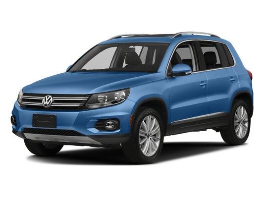 2017 Volkswagen Tiguan Sel 4motion In Beaverton Or Herzog Meier Mazda