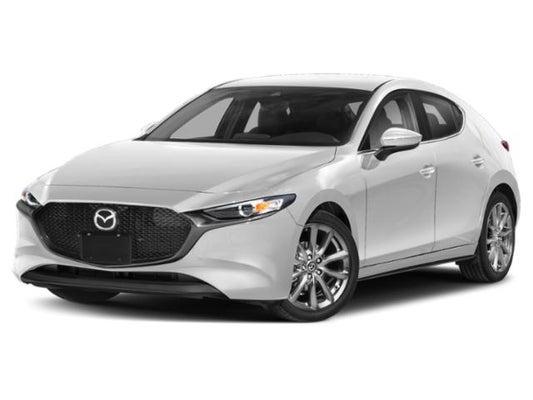 Herzog Meier Mazda >> 2019 Mazda3 Hatchback Fwd
