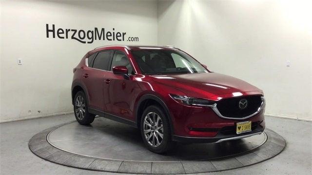 Herzog Meier Mazda >> 2019 Mazda Cx 5 Signature